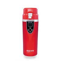 Электрический чайник термос Easyway FCC-350LC Красный, фото 1