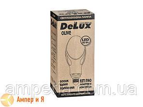 Лампа светодиодная OLIVE 80Вт 6000K E27 DELUX, фото 2
