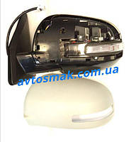 Зеркало левое электро с обогревом грунт 7pin с указателем поворота без подсветки MitsubishiASX 2010-13