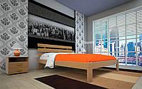 Кровать Домино 1 90х190 см. Тис