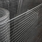 Сетка сварная оцинкованная, сетка для клеток 25х25х1,8 мм купить цена доставка