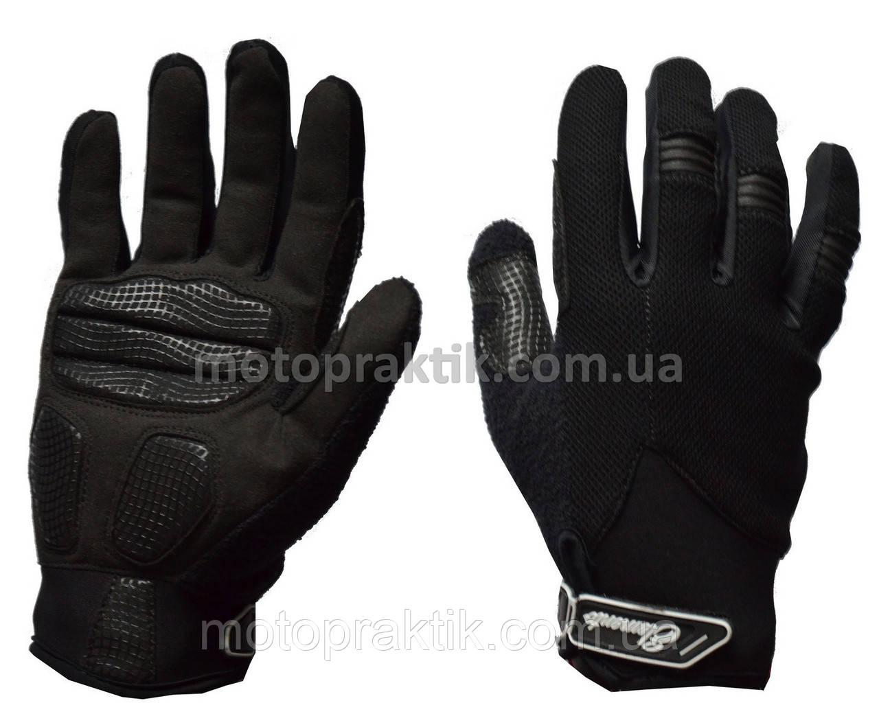 Elemento 202 MX Gloves Black, L Мотоперчатки кросс