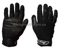 Elemento 202 MX Gloves Black, L Мотоперчатки кросс, фото 1