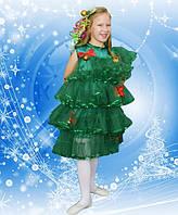 Елочка / зеленое украшение. Детские карнавальные костюмы