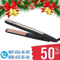 Утюжок для волос от GEMEI GM-2955S с турмалиновым покрытием