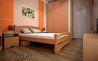Кровать Атлант 2 90х190 см. Тис