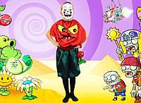 Растения против зомби ВИШНЯ. 104-122 см. Детские костюмы