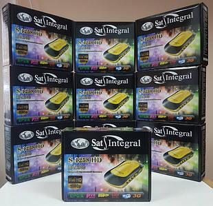 Спутниковый Mpeg4 DVB-S Full HD тюнер ресивер Sat-Integral S-1258 HD Racing