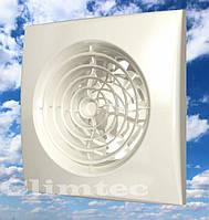 Вентилятор 100мм с обратным клапаном и таймером AkvaVent - Aura4C MR