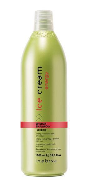 Inebrya Energy Shampoo Тонизирующий шампунь против выпадения волос