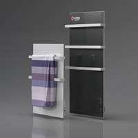Керамический полотенцесушитель: плюсы установки