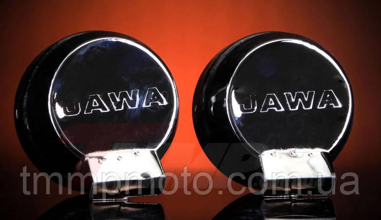 Заглушка труби Ява / JAWA декоративна пара, фото 2
