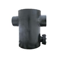 Фильтр грязевик вертикальный под приварку