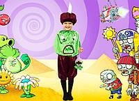 Растения против зомби КУСАЧКА . 110-122 см. Детские костюмы, фото 1