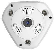 """IP Wi-Fi камера для помещений VR-360° """"ТРЕУГОЛКА"""""""