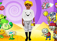Растения против зомби Гриб желтый. 110-122 см. Детские костюмы