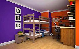 Кровать детская Трансформер 2 80х190 см. Тис