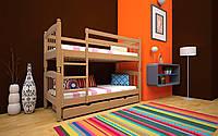 Кровать детская Трансформер 3 80х190 см. Тис