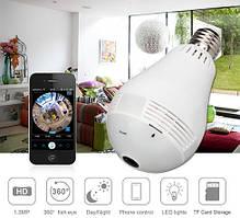 """IP Wi-Fi камера для помещений VR-360° """"ЛАМПА"""""""