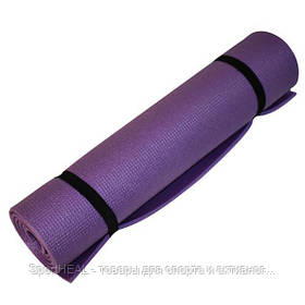 Коврик для фитнеса Champion 1100х500х8 фиолетовый