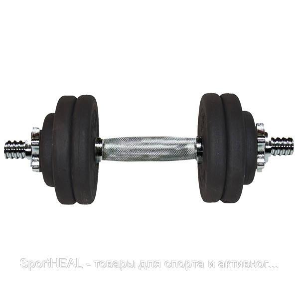Гантель Champion наборная стальная 15,5кг A00313