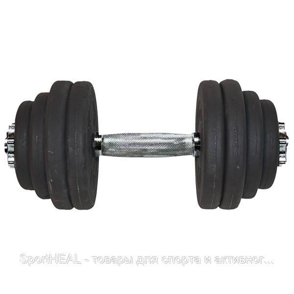 Гантель Champion наборная стальная 31,5кг A00318