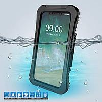 Подводный чехол аквабокс PRIMO для Apple iPhone X / XS - Black