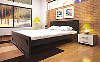 Кровать Элегант 1 90х190 см. Тис