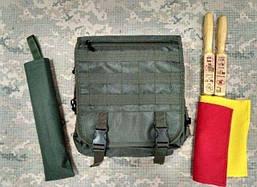 Планшет офицерский Хаки,сумка тактическая полевая