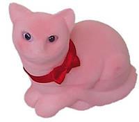 Футляр для ювелирных изделий ( кот персиковый)