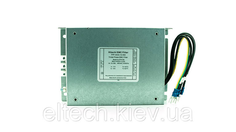 FPF-9340-10/2 для WJ200-(015, 022, 030)HF. Фильтр сетевой