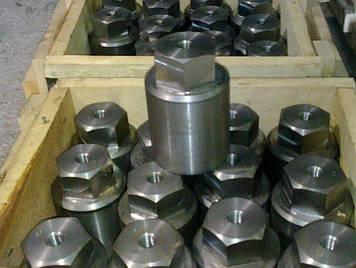 Гайка М160 для фланцевых соединений ГОСТ 9064-75, фото 2