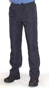 Зимние спортивные штаны плащевка+флис Avic 3256 L