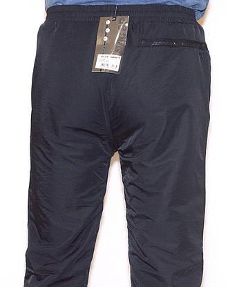 Зимние спортивные штаны плащевка+флис Avic 3256 L, фото 2