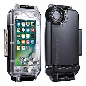 Підводний бокс Haweel HWL-2503B для Apple iPhone 7 Plus / iPhone 8 Plus - Black
