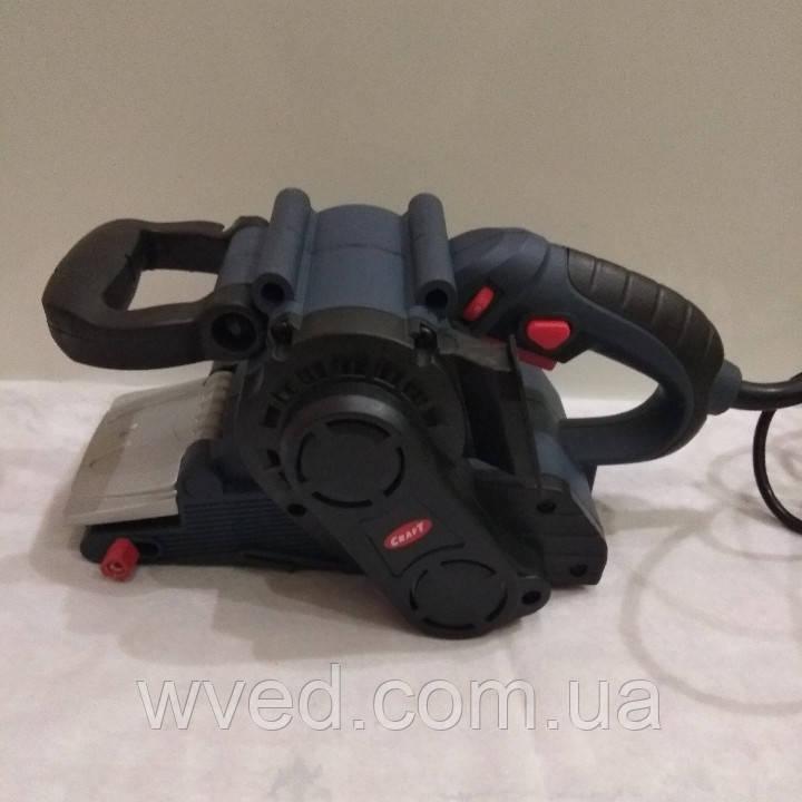 Машина электрическая ленточно-шлифовальная CRAFT CBS-1250E