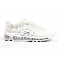Кроссовки женские Nike Air Max 97 OG QS White (Найк аир макс белые) 1cc45b29be4f8