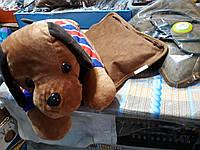 Грелка для рук, муфта-грелка для рук Собака