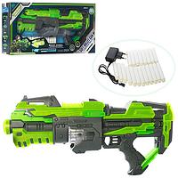 Оружие на присосках Автомат FJ553