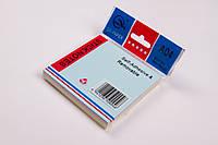Блок клейкий №3104 76*76 mm-100 листов, бумага для заметок