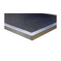 Столешница (15R) - резиновое покрытие с оцинкованным кантом