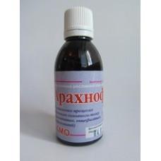 """""""Арахнофит"""" 50 мл - при енцефалітах, енцефалопатии, головного болю в потиличній частині голови"""