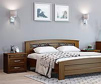 Ліжко Верона з масиву ясеня, фото 1