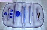 Солевой Термокомпресс для поясницы и спины Solex FORTE - солевая грелка, фото 2