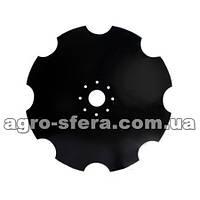 Диск ПД-2,5 (аналог АГ) (борированная сталь) ПД-2,5-01.423-Б (8 отверстий) ВЕЛЕС-АГРО