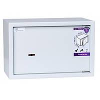 Сейф мебельный FEROCON БС-20КД.7035 (200х310х200мм)