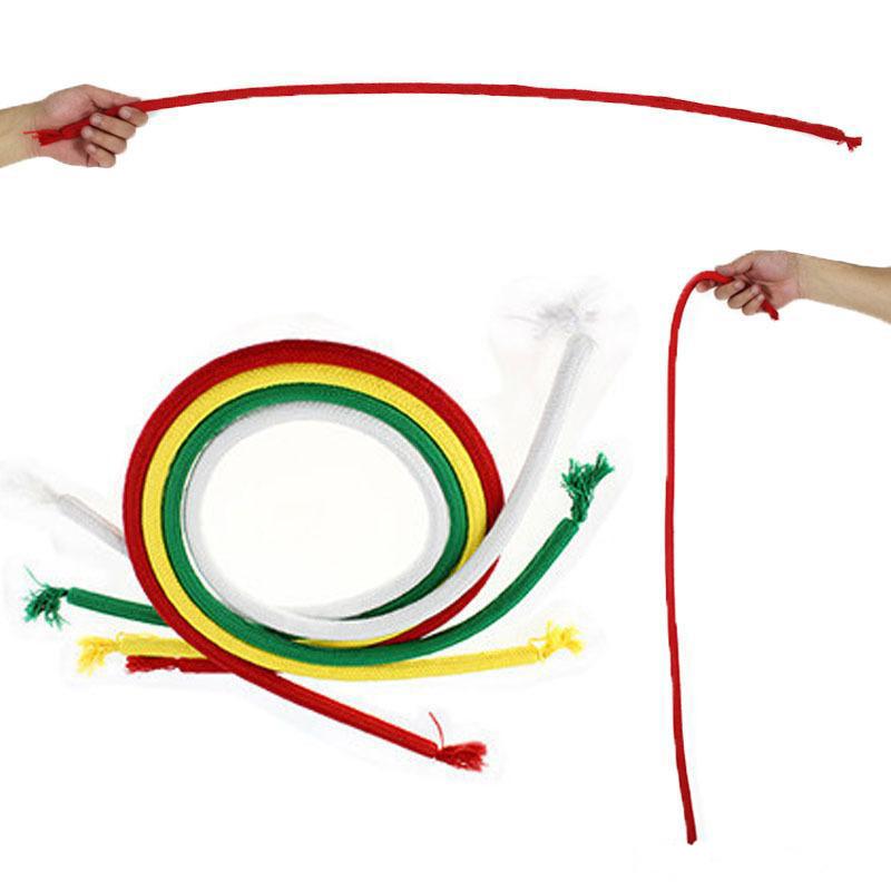 Фокус Индийская веревка   Stiff Rope