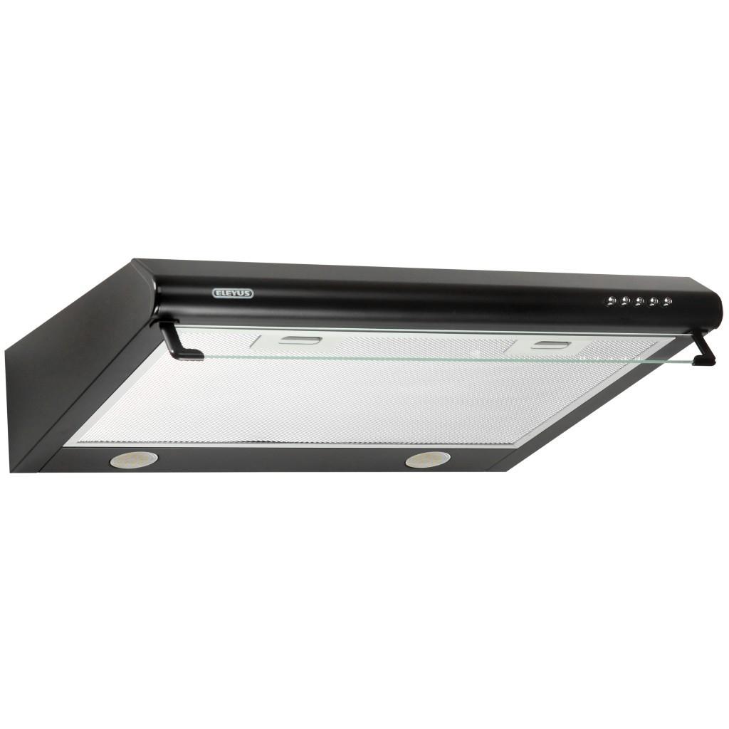 ELEYUS Вытяжка кухонная  BONA ІІ LED SMD 50 BL