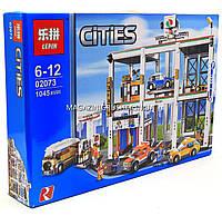 Конструктор «Cities» - Городской гараж 02073