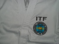 Добок  таэквондо ITF (ИТФ) саржа